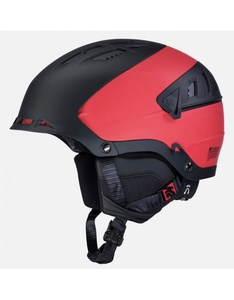 Casca K2 Diversion Black-Red