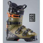 Clapari Freeride/Tura K2 Mindbender 120 Black-Brown