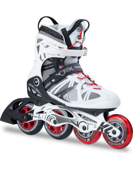 Role K2 VO2 100 X Pro Men White-Red