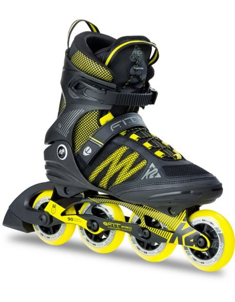 Role K2 FIT 84 Pro Black-Yellow