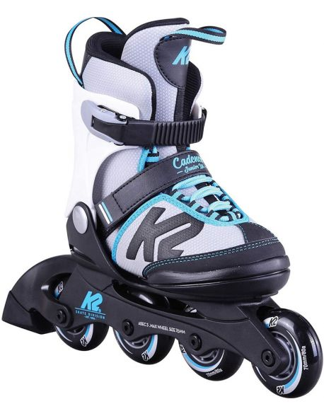 Role Copii K2 Cadence Jr Girls Ltd. Black-Blue