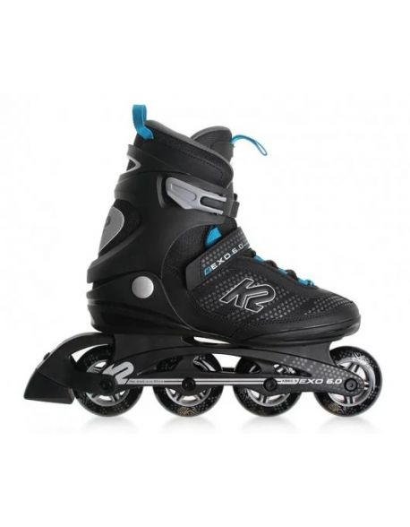 Role K2 Exo 6.0 Men Black-Blue