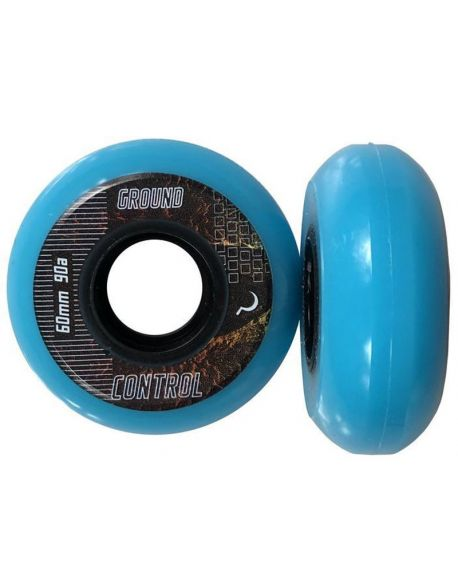 Roti GroundControl EarthCity 60mm/90A Blue