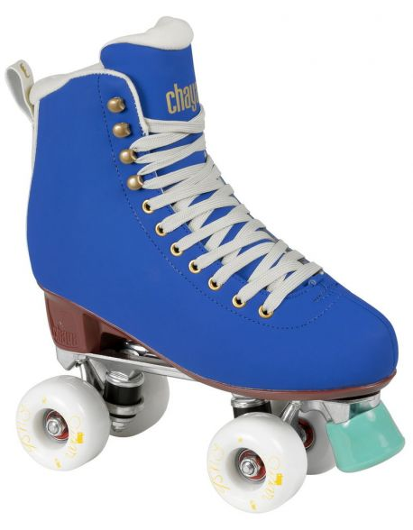 Patine cu rotile Chaya Melrose Deluxe Cobalt
