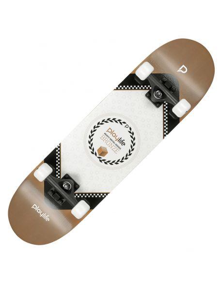 Skateboard Playlife Bronze