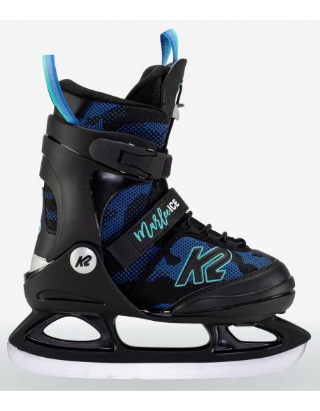 Patine Copii K2 Marlee Ice Blue-Camo
