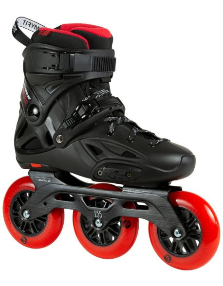 Role Powerslide Imperial 110 Black-Red