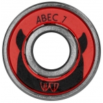 Rulmenti Wicked ABEC 7 - Set 16 bucati
