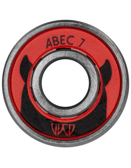 Rulmenti Wicked ABEC 7 Carbon Pro - Vrac