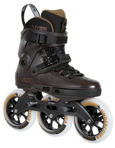 Role Powerslide Next MegaCruiser 125 Brown