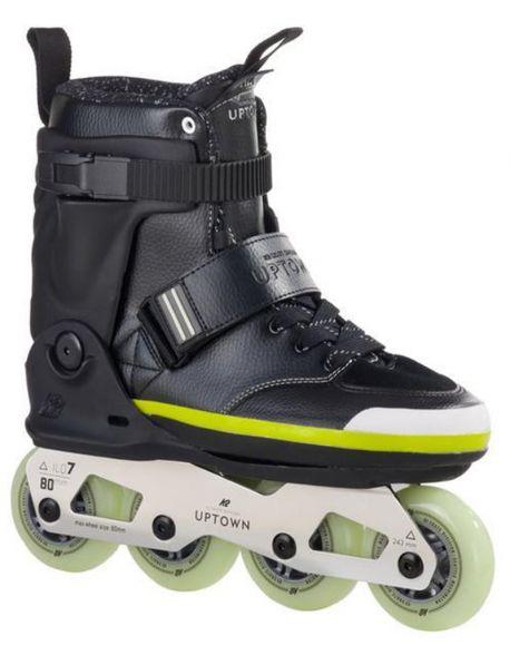 Role K2 Uptown Black-Lime