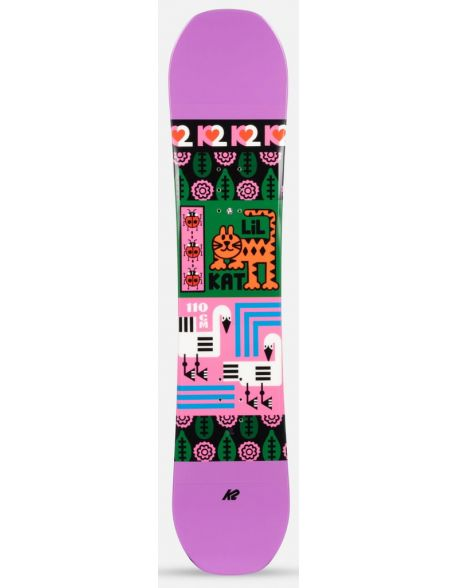Snowboard Copii K2 Lil Kat
