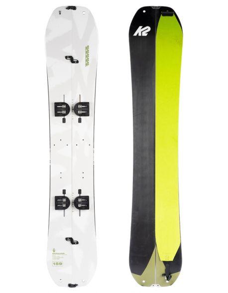 Snowboard K2 Marauder Splitboard Set