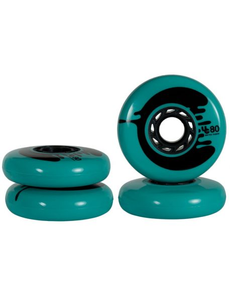Roti Undercover Cosmic Roche Teal 80mm/88A