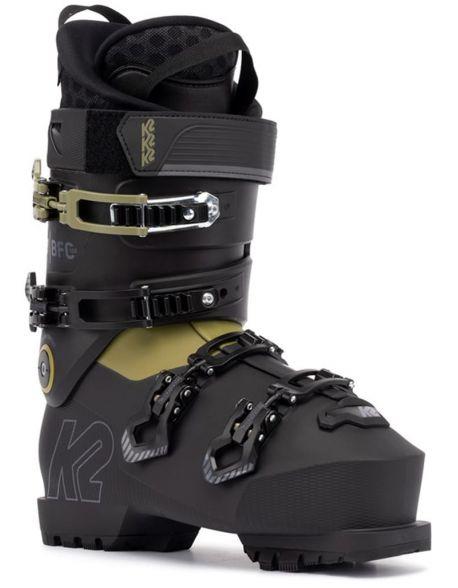 Clapari Partie/Confortabili K2 BFC 120 Black