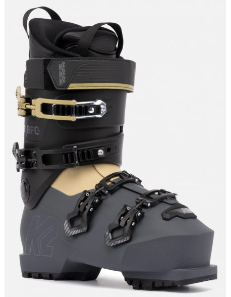 Clapari Partie/Confortabili K2 BFC 90 Grey-Black