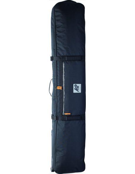 Husa Snowboard K2 Roller Bag Black
